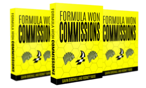 Formula Won Commissions Review and Bonuses