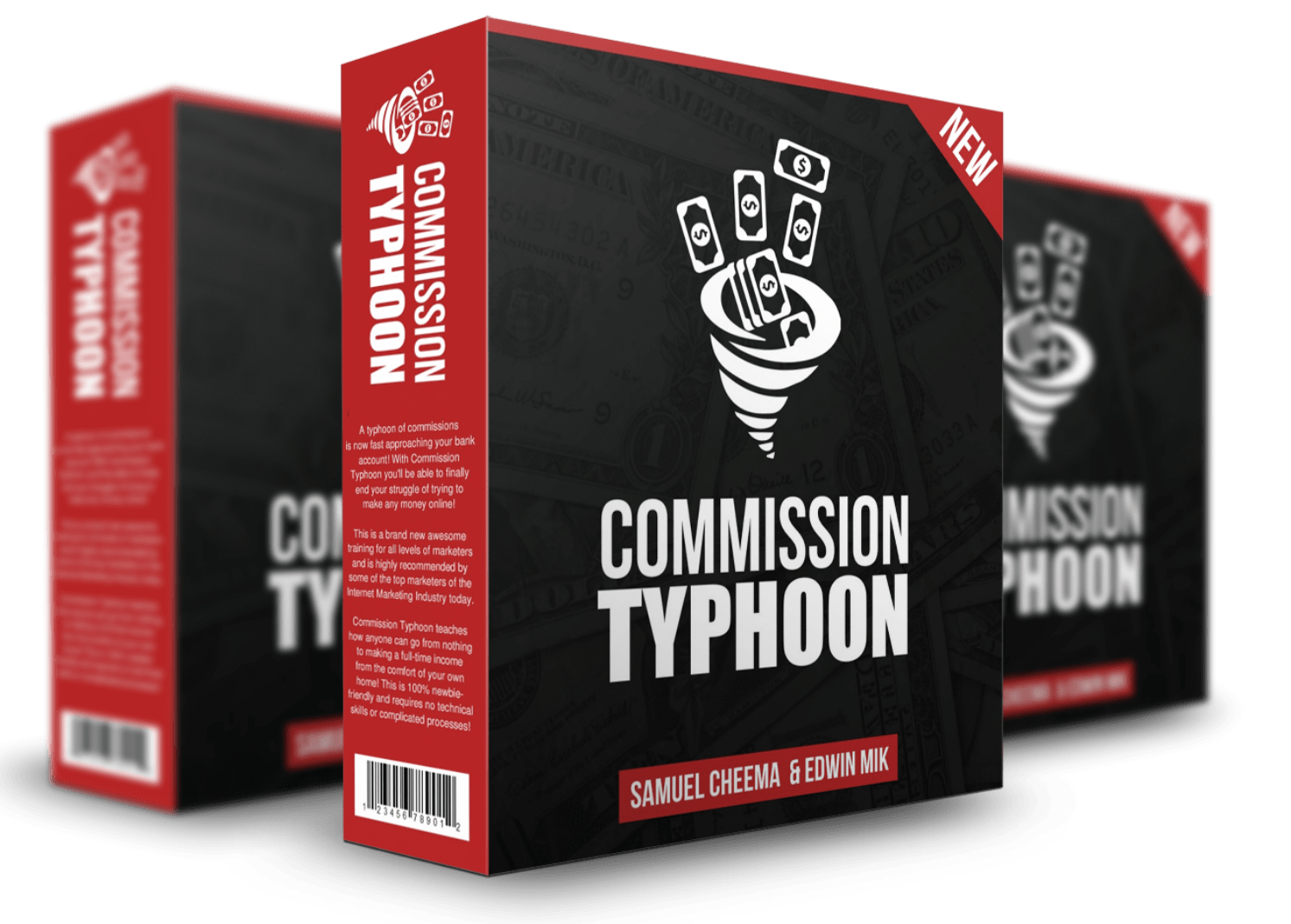 Commission Typhoon Review