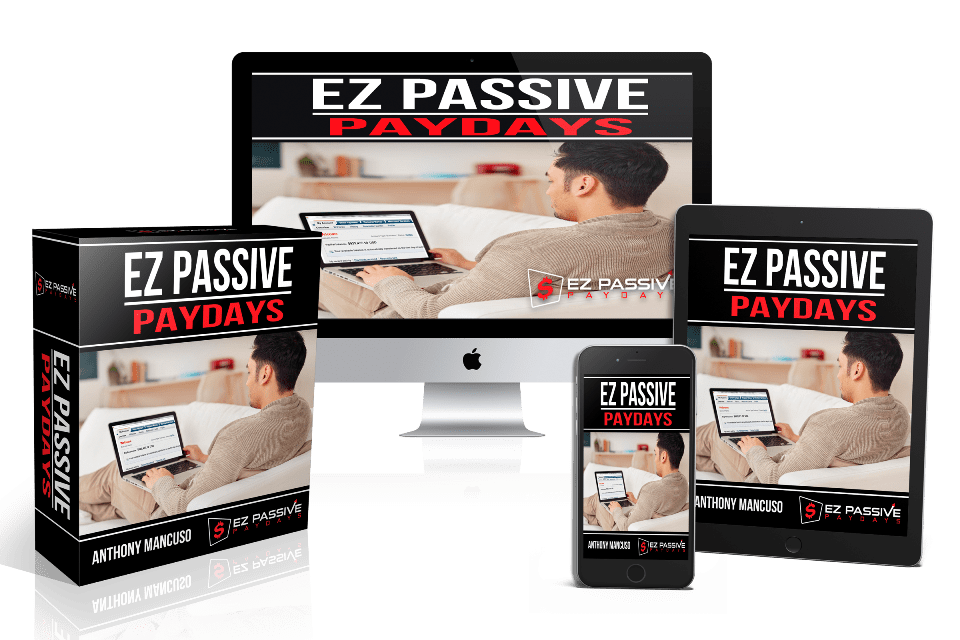 EZ Passive Paydays Review