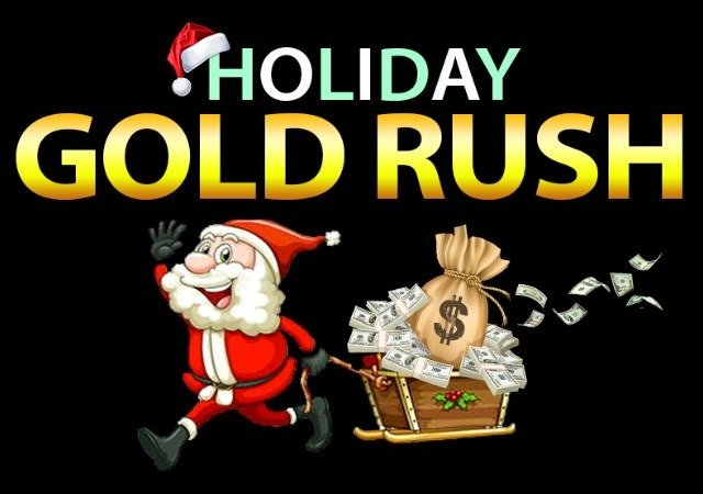 Holiday Gold Rush Review